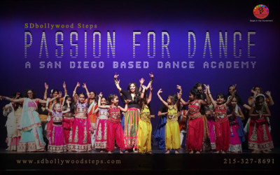 SDbollywood Steps Performance on Independence Day